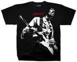 Jimi Hendrix- Passion & Soul Camiseta