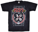Kiss- Rock & Roll Over Camisetas