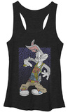 Juniors Tank Top: Looney Tunes- Hip Hop Bugs T-Shirt