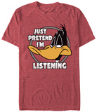 Looney Tunes- Just Pretend T-shirts