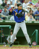 Mike Piazza 2005 Action Photo