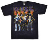 KISS- Love Gun Crew T-Shirt
