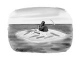 New Yorker Cartoon Premium Giclee Print by Harry Bliss