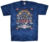 KISS- Cobo Hall Detroit T-Shirt
