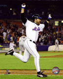 Mike Piazza 2004 Action Photo