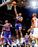 Charles Oakley - 1991 Action Photo