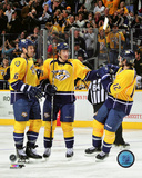 Roman Josi first NHL Goal- December 10, 2011 Photo