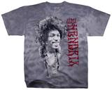 Jimi Hendrix- Hendrix Portrait Maglietta