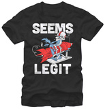 Looney Tunes- Legit Plan Shirts
