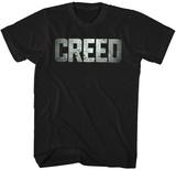 Creed- Movie Logo T-shirts