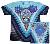 Grateful Dead- Midnight Hour V-Dye (Front/Back) Shirts