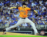 Collin McHugh Game 1 of the 2015 American League Division Series Photo