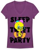 Juniors: Looney Tunes- Tweety Agenda - T-shirt