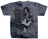 Jimi Hendrix- Crosstown Traffic Camisetas