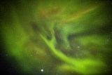 Aurora Borealis or Northern Lights, Lapland, Sweden Photographic Print by  Arctic-Images
