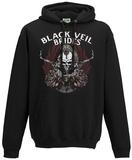 Hoodie: Black Veil Brides- Double Barrel Reaper Pullover Hoodie