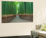 Kyoto Japan 2 Wall Mural by Art Wolfe