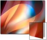 Curve Poster di Ursula Abresch