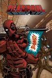 Deadpool- Bang Plakater
