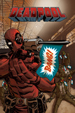 Deadpool- Bang Affischer
