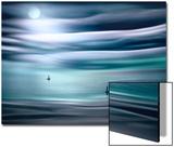 Sailing by Moonlight Affiches par Ursula Abresch