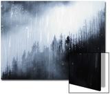 Den første snøen Kunst av Ursula Abresch