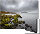 Iceland landscape Poster von Marco Carmassi