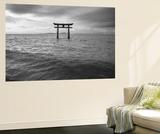 Biwa Japan Premium-Fototapete von Art Wolfe