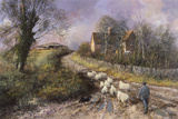Spring I Giclee Print by Clive Madgwick