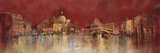 Venice At Night Giclee Print by  Kemp