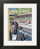 The New Yorker Cover - September 12, 1942 Prints by Peter Arno