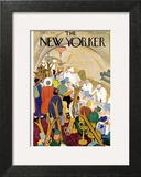 The New Yorker Cover - February 22, 1941 Posters by  Alain