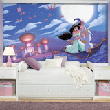 Aladdin A Whole New World XL Chair Rail Prepasted Mural Wall Mural