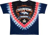 Superbowl 50-  Denver Broncos Champion Shield T-skjorte
