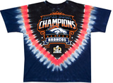 Superbowl 50-  Denver Broncos Champion Shield Shirts