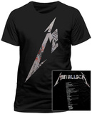 Metallica- Binge Slash (Front/Back Slim Fit) T-shirty