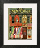 The New Yorker Cover - September 21, 1946 Poster by Witold Gordon