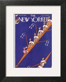 The New Yorker Cover - June 26, 1926 Wall Art by Julian de Miskey