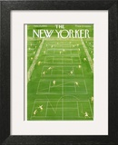 The New Yorker Cover - June 25, 1960 Art Print by Anatol Kovarsky