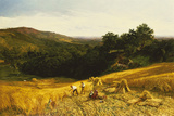 A Good Harvest Giclee Print by George Vicat Cole