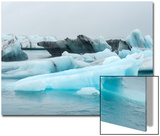 Ice, Iceland Plakater av Marco Carmassi