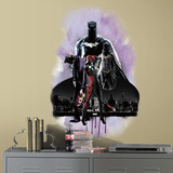 Batman With Villains Peel And Stick Giant Wall Graphic Wall Decal