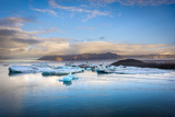 Blue lagoon Photographic Print by Marco Carmassi