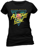 Juniors: All Time Low- Future Hearts Shirts