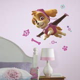 Paw Patrol Skye Peel And Stick Giant Wall Decals Wall Decal