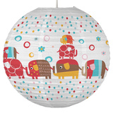 Zutano Elephants Paper Lantern Novelty