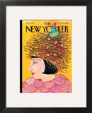 The New Yorker Cover - March 26, 2012 Art Print by Maira Kalman