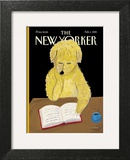 The New Yorker Cover - February 1, 1999 Art Print by Maira Kalman