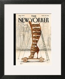 The New Yorker Cover - March 25, 2013 Poster by Ana Juan
