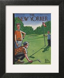 The New Yorker Cover - August 25, 1956 Posters by Peter Arno